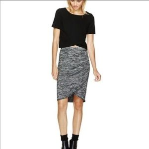Wilfred Free Ruched Skirt